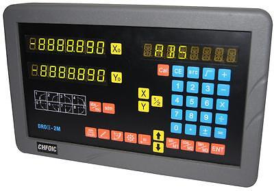 Sinpo 2- Axis Digital Readout Complete Dro Kit Iso9001 Quality