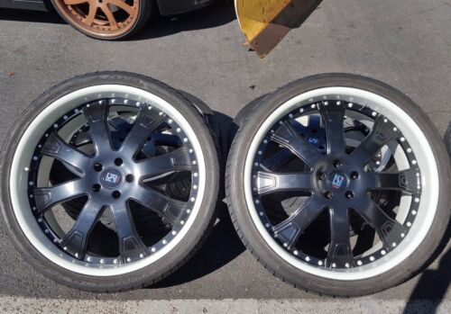 "Reconditioned 24"" Giovanna 3-piece Wheels + Toyo Tires Range Rover Sport And Hse"