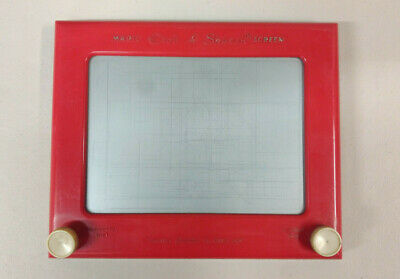 Vintage Etch A Sketch - Ohio Art - No. 505 - Used - Working Condition