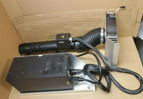 JDS Uniphase IMA106020B0S Argon Ion Laser 488nm / JDSU Laser Power Supply (2007)