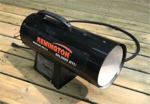 Remington Propane Forced Air Heater
