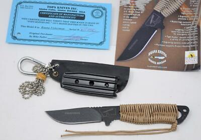 Ruana Knives Americana Fisherman Hunting Knife Tops Knives #180