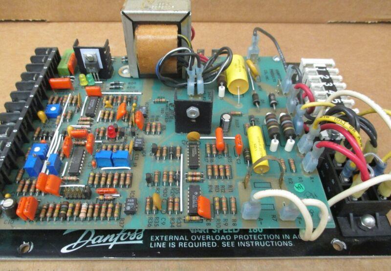 Danfoss 700325 Vari Speed 180 Control Board