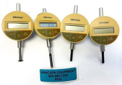 Mitutoyo Ids-1012e Digital Indicator 543-611 Lot Of 4 8823w