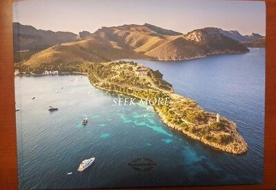 NEW Sunseeker Yacht 75 Ft to 155 Ft  Hardcover Boat Brochure Book Catalogue 2016