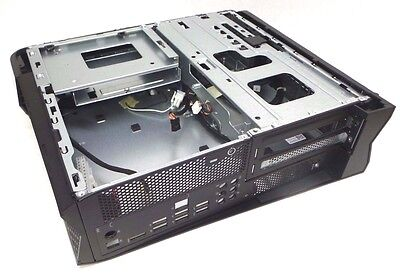 NEW Alienware Andromeda X51 Gaming Computer Case Chassis+Cables+Caddy Dell JJT6J
