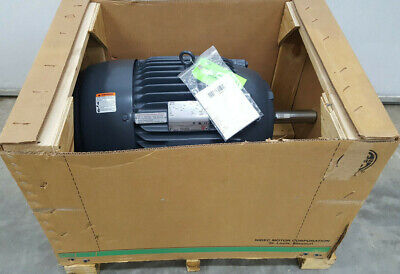 New 20 Hp Us Motors A20p1c Electric Motor 286u Frame 460v 3ph 3560 Rpm