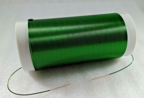 Engineered Performance Perfect Green Crystal Radio Crystal Tuning Antenna Coil