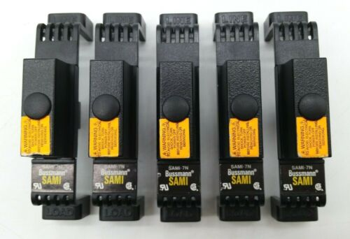 Bussman Sami-7N Fuse Cover (Lot of 5)
