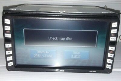 Eclipse 2 Way Radio - Eclipse AVN30D In-dash DVD/CD receiver navigation GPS Double DIN RADIO TOYOTA