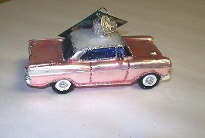 """""""57 Chevy"""" (46023) Old World Christmas Ornament"""