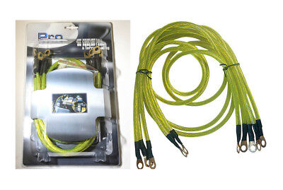 Kit cavi auto racing stabilizzatori di corrente usato  Penna in Teverina