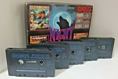 Night Moves for Commodore 64 128 C64 C128