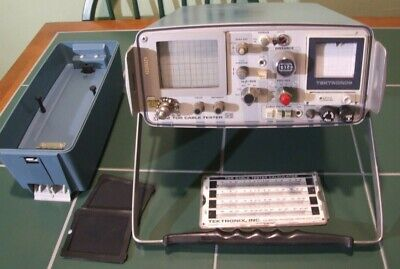Tektronix 1502 Tdr For Parts Or Repair