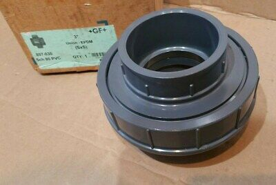 897-030 Schedule 80 Pvc 3 Union Socket To Socket Epdm Gasket