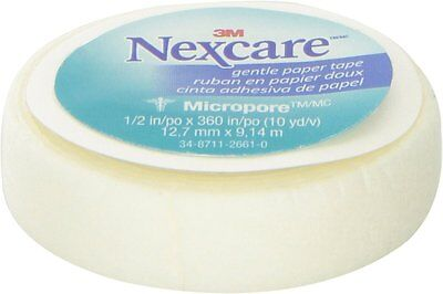 Nexcare Micropore Paper First Aid Tape, 3M, ...
