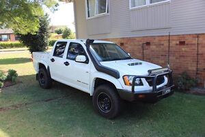 2010 Holden Colorado Ute Blue Mountain Heights Toowoomba Surrounds Preview