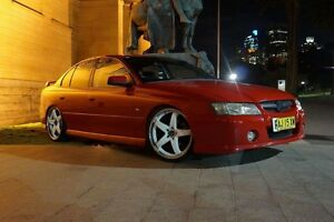 HOLDEN COMMODORE VZ SV6 2006. For sale or swap. LOW KMS Penrith Penrith Area Preview