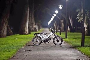 1980 Honda CT 90 Hectorville Campbelltown Area Preview