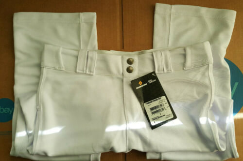Demarini Youth Uprising Baseball Pants WTD2077 White Large