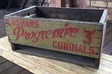 Vintage Wooden Crate Benowa Gold Coast City Preview