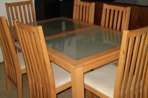 Wooden Dining Table Rockdale Rockdale Area Preview