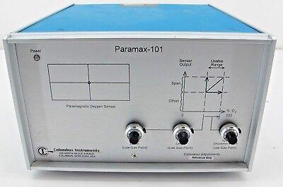 Columbus Instruments Paramax-101 02 Sensor