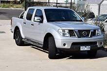 2007 Nissan Navara D40 ST-X (4x4) Diesel AUTOMATIC Sunshine West Brimbank Area Preview