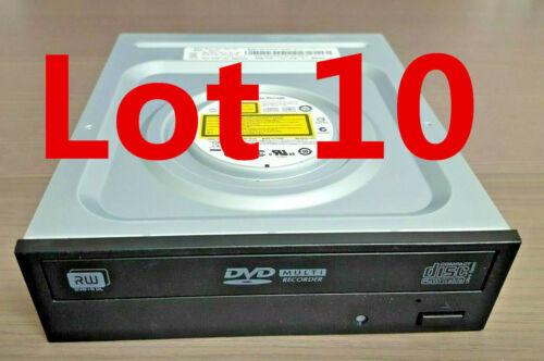 10X DVDRW SATA Drive DVD CD Rewritable Drive Burner Internal Desktop Computer