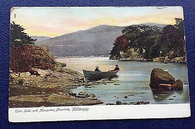 POSTCARD: 304: TORC LAKE AND MANGERTON MOUNTAIN: KILLARNEY: UN POSTED