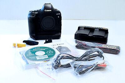 Canon EOS 1DX Mark I 18.1MP Digital SLR Camera Body Pre-owned