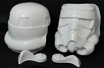 Star Wars Stormtrooper Armor kit Idealized Version Glossy ABS UV Stable  - Storm Trooper Armor