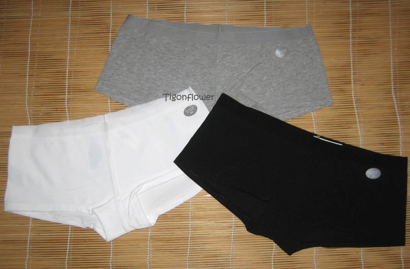 3 Gap Body Panties Low Rise Girl Shorts Short You Choose ...