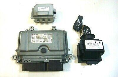 Mercedes Benz MSG Motor Steuergerät W169 A-Klasse A6401507879 Motorsteuergerät, gebraucht gebraucht kaufen  Kerpen