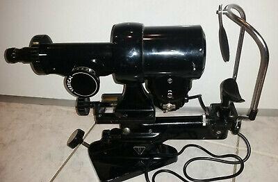 Bausch Lomb Manual Keratometer 71-21-35 Opthalmometer Optometrist Tool 2