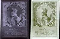 Lastra Fotografica Ortocromatica Negativo Mons. Giovanni Ciampini 1633 - 1940 -  - ebay.it