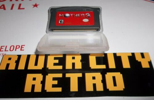 Mother 3 (Nintendo Game Boy Advance, 2006) GBA English Translation Earthbound !