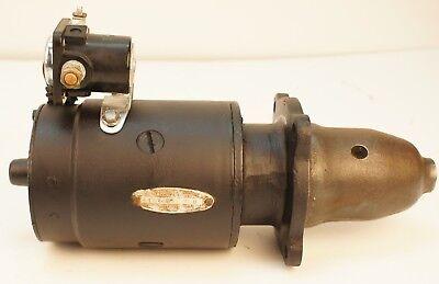 Original 12 Volt Delco Remy Starter Oliver Tractor 550 660 Gas Engine Motor