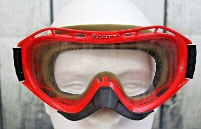 2f6d775a38e8 Scott Snowboard Googles  Ski Googles Red