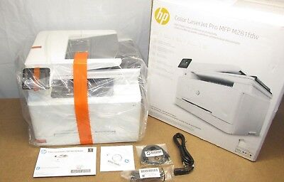 HP LaserJet Pro M281fdw All in One Wireless Color Laser Printer T6B82A