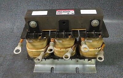 Tci Sine Guard Three Phase Line Reactor 55 Amp 600 V Model Klr55arl