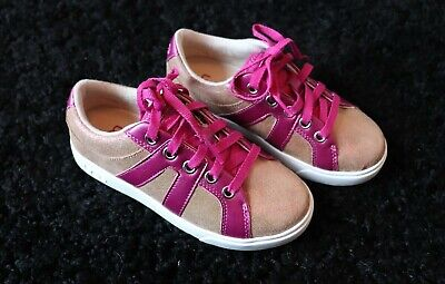 NEW UGG KIDS Marcus Sneaker Shimmer Girls Size 13 Y