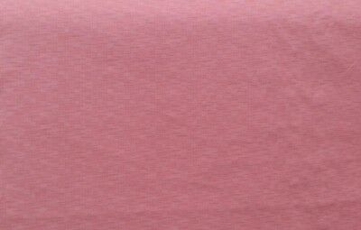 4 YARDS HTF WAVERLY SEASONS TEXTURE CORAL SOLID WOVEN UPHOLSTERY DRAPERY FABRIC