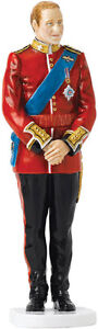 ROYAL DOULTON FIGURINE PRINCE WILLIAM ROYAL WEDDING DAY (HN5573) BNIB
