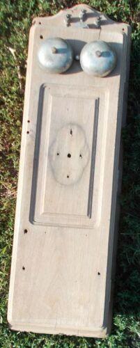 Original Oak Telephone Cabinet
