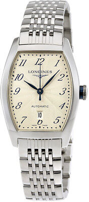 MODEL L2.142.4.73.6 | 100% AUTHENTIC & BRAND NEW LONGINES EVIDENZA WOMENS WATCH