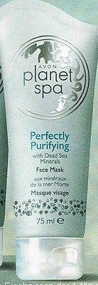 (100ml/3,87€)Avon Planet Spa Perfectly Purifying Reinigungsmaske für das