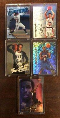 Nba Basketball Cards Hard Plastic 5 Card Lot Shoptradingcards Com