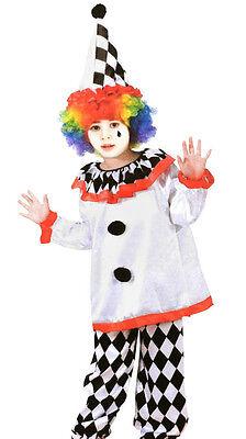 Kinderkostüm Pierrot Clown Gr.104 Kostüm Karneval Fasching Kostüm