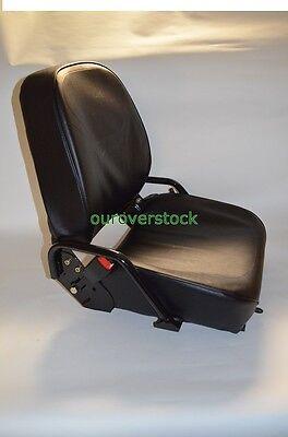 New Universal Forklift Seat With Seatbelt Cat Clark Komatsu Nissan